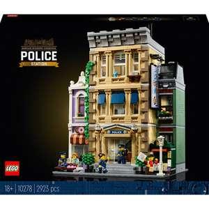[Galeria Karstadt Kaufhof] Lego Creator - 10278 Polizeistation für Kundenkarteninhaber für 149,- € | mit Füllartikel 135,20 € möglich
