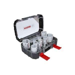 Bosch Lochsägen-Set Universal. Endurance for Heavy Duty. Carbide. 13-teilig