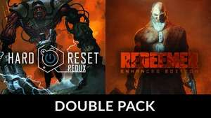 Hard Reset Redux + Redeemer: Enhanced Edition (Steam) für 1,49€ (Fanatical)