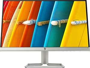 HP 22f Monitor - 21,5 Zoll Bildschirm, Full HD IPS Display, AMD FreeSync, HDMI, VGA, 1920 x 1080, 60Hz, 5ms Reaktionszeit