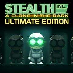 Stealth Inc: Ultimate Edition (PS4) für 0,64€ (PSN Store)