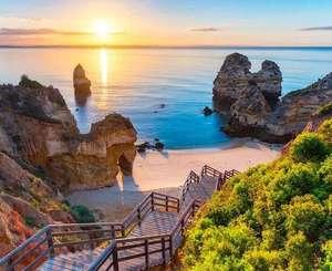 Flüge: Faro / Portugal (Nov) Nonstop Hin- und Rückflug mit Malta Air (FR) von Karlsruhe ab 18€