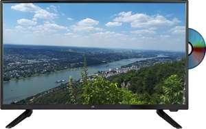 """B-Ware Jaytech - Jay-Tech, 24,5"""" Full HD TV - Fernseher mit DVD Player"""