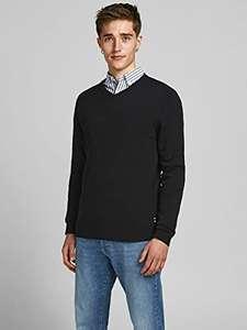 [Amazon Prime] Jack & Jones Herren Jjebasic Knit V-Neck Noos Pullover