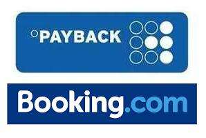 [Payback] Booking.com 10-fach Punkte ( = 5% Cashback )