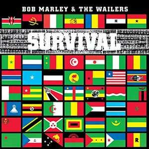 (Prime) Bob Marley & The Wailers - Survival (Vinyl LP)