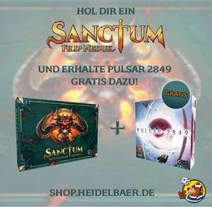 Sanctum - Hack&Slay Brettspiel + Pulsar 2849