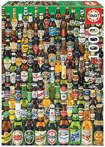 Educa, Biersorten der Welt, 1000 Teile Puzzle für 10,79€ (Amazon Prime & Thalia)