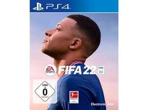 FIFA 22 (PS4) für 54,99€ inkl. Versand (statt 62€) - Vorbestellung!