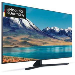 "Samsung 65""-UHD-Smart-TV GU-65TU8509 (HDR 10+, Tizen, Dolby Digital Plus, Triple Tuner)"