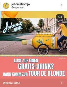 Johnnie Blonde kostenlos testen [Lokal Hamburg]
