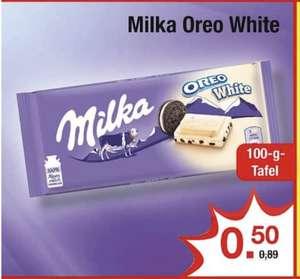 [Zimmermann] Milka Oreo White 100g Tafel ab 27.09. für 0,50 €