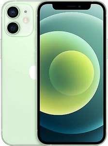 Apple iPhone 12 mini 64GB Dual-SIM 5G Grün für 575,67€ inkl. Versandkosten (differenzbesteuert)