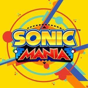 Sonic Mania (Switch) für 4,10€ (eShop RU)