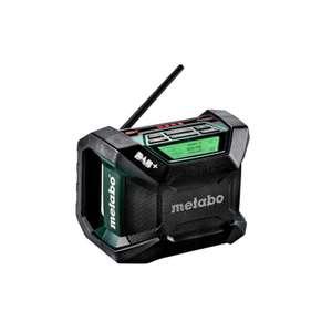 Metabo Akku Baustellenradio R 12-18 DAB+ BT   ohne Akku