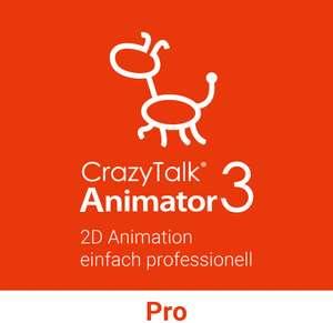 (Win/Mac) CrazyTalk Animator 3 | 2D-Animationen Erstellen |