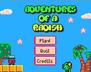 (PC) Adventures of a Radish(Full) - Itch.io