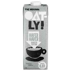 [Budni] 6x Oatly Hafer Barista 1L! 1,48/Stück Vegan