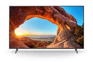 SONY KD-85X85J LED TV (85 Zoll (215 cm), 4K UHD, Smart TV, Google TV, USB-Aufnahmefunktion, Sprachsteuerung) Model 2021 Top Preis