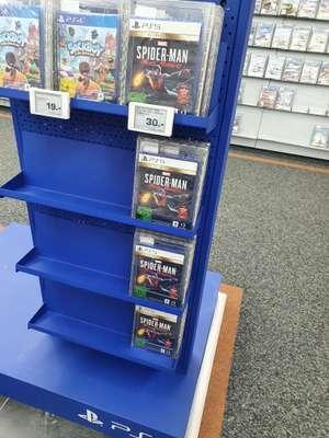 Lokal Saturn Bremen: Spiderman: Miles Morales Ultimate Edition (PS5)