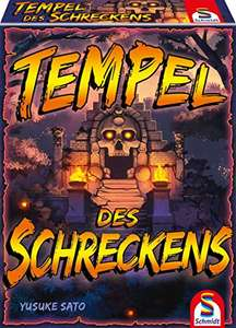 Schmidt Spiele Tempel des Schreckens, Spiel und Kartenspiel für 7,01€ (Amazon Prime)