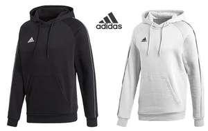 2x Adidas Kapuzensweatshirt Core 18 Hoody (17.47€ pro Hoodie, 6 Farben verfügbar, Größe XS - 3XL) [SOCCERBOOTS.DE]