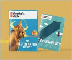 (Webcent) WirtschaftsWoche 5 Wochen für 1 € lesen