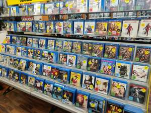[Berlin] Video Center Greifswalder Str. Abverkauf, 50% auf Blu-Rays und DVDs