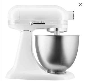 KitchenAid Classic Mini-Küchenmaschine 5KSM3310X 3,3l weiß