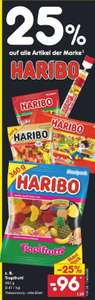 Netto MD Haribo z.B. Tropifrutti 360 g für nur 0,96 € sonst auf alles 25% Do -Sa