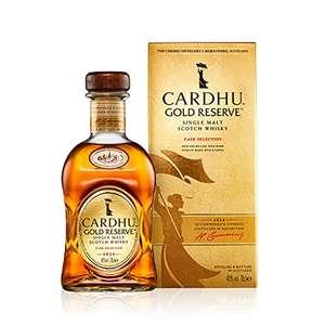 Cardhu Gold Reserve 0,7l 40% Whisky für 23,99 bei Amazon