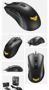 ASUS TUF Gaming M3 RGB Gaming Maus (kabelgebunden, 7000-dpi, AURA Sync)