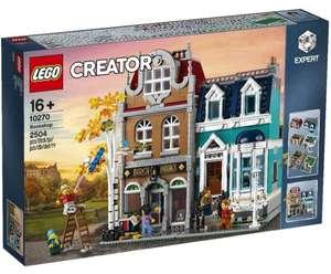 Müller - 10270 LEGO Creator Expert Buchhandlung 135,00 €