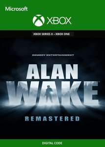 [Xbox] Alan Wake Remastered Xbox Argentina (VPN) bei Eneba