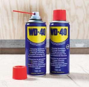 WD-40 Multifuntionsöl im Doppelpack für 3,99 Euro