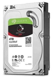 Seagate IronWolf ST4000VN008 - 3.5 Zoll - 4000 GB - 5900 RPM