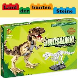 [Klemmbausteine] Jurassic Dino SALE bis -19% von PANLOS @ ldbsshop.de