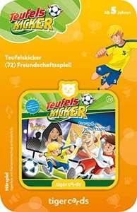 Tigerbox - tigercard – Teufelskicker-Folge 72: Freundschaftsspiel für 4€ (Amazon Prime & Müller Abholung)