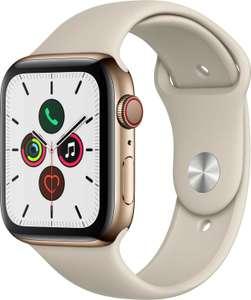 Apple Watch 5 - B-Ware - 44mm Edelstahl in Gold