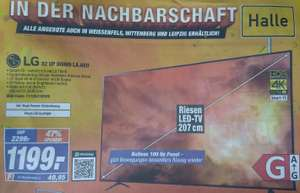 "82""LG für 1.199€ - LG 82UP80009LA - 4K, 120 Hz, Smart TV"