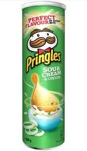 Pringles Sour Cream & Onion   Sourcream Chips   Einzelpackung (1 x 200g)