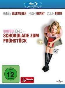 Bridget Jones - Schokolade zum Frühstück (Blu-ray) für 4,25€ (Amazon Prime)