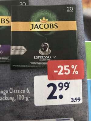 Jacobs Kaffekapseln für Nespresso Kapselmaschinen