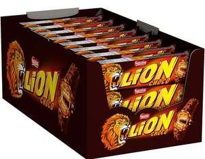 Lion Nestlé 24er Pack (24 x 42g)Amazon [Prime]