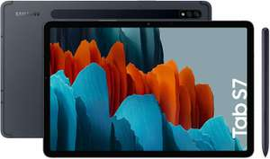 "Samsung Galaxy Tab S7 Tablet 11"" - 120Hz IPS, Snapdragon 865+, 6GB, 128GB, Wi-Fi (Amazon.es)"