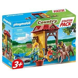 Playmobil Country - Reiterhof Starter Pack (70501) für 10,26€ (Amazon Prime)