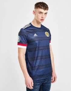Adidas Schottland Trikot mit Badge für 35€ (Gr.S-3XL) @ JD Sports