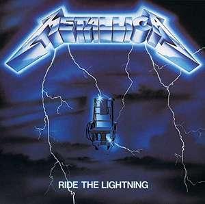 Metallica - Ride The Lightning (2016 Remastered) (Vinyl)