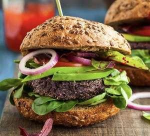Food for Future - Vegan Burger Patties 227g für 1,99€ o. 275g Veganes Hack für 2,49€ [Penny Markt]