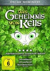 Das Geheimnis von Kells Collectors Edition Mediabook (Blu-ray + DVD) für 8,97€ (Amazon Prime)